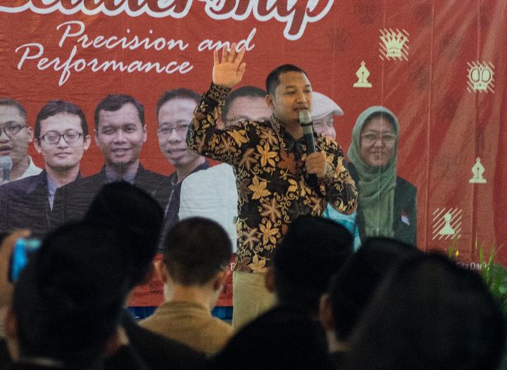 64 Proyek Kepemimpinan Bakti Nusa Disepakati