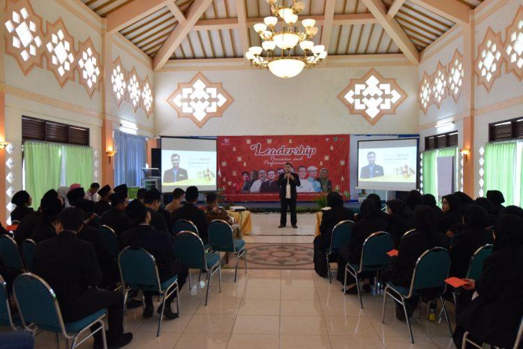 64 Mahasiswa Bakti Nusa Rancang Kepemimpinan Masa Depan