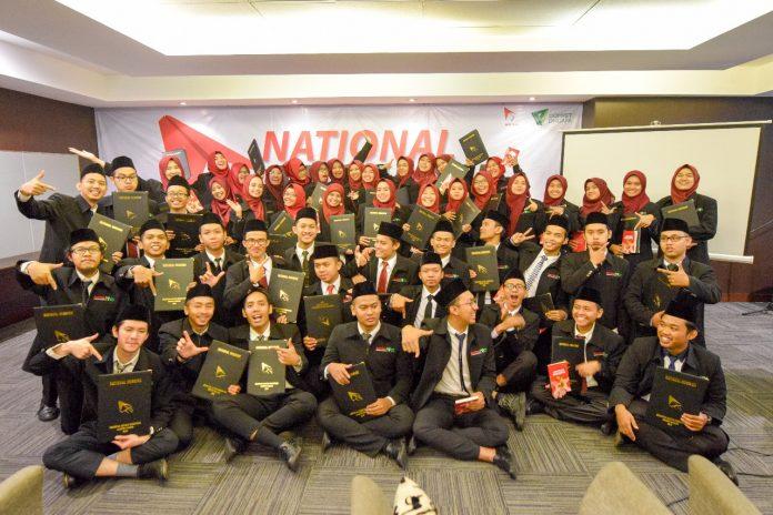 64 Pemuda BAKTI NUSA Siap Pimpin Indonesia