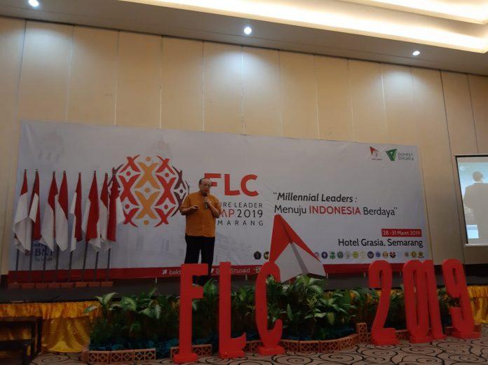 Djohari Zein Berbagi Inspirasi Bisnis Kepada Ratusan Mahasiswa di Semarang