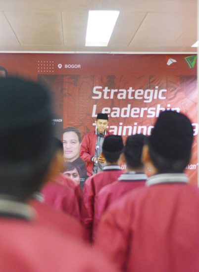 Strategic Leadership Training (SLT) Ajak Pemuda Atasi Kemiskinan