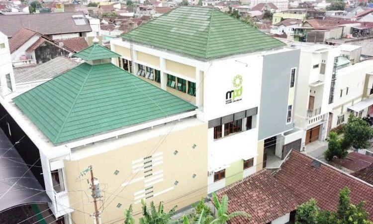 Masjid Pusat Peradaban Kaum Muslimin