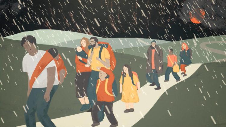 Kajian Humanitarianisme: Politik dan Bantuan Kemanusiaan Pengungsi Suriah