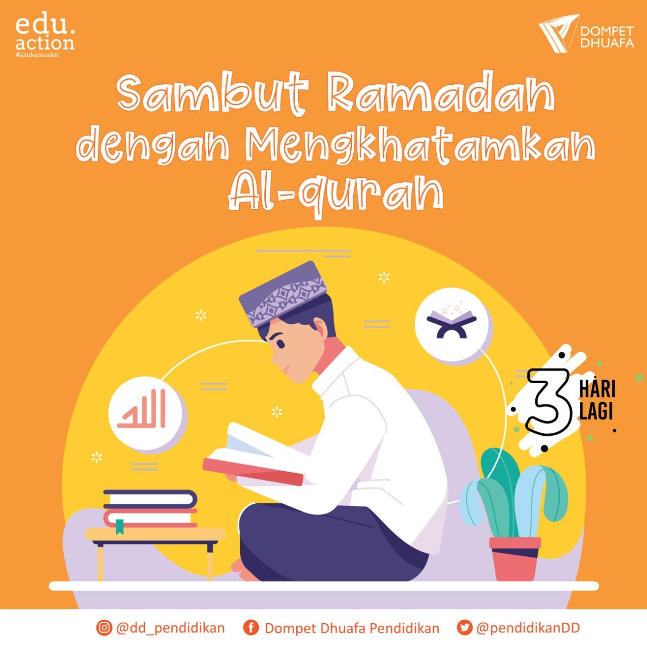 Tips Jitu Kala Ramadan Menyapa