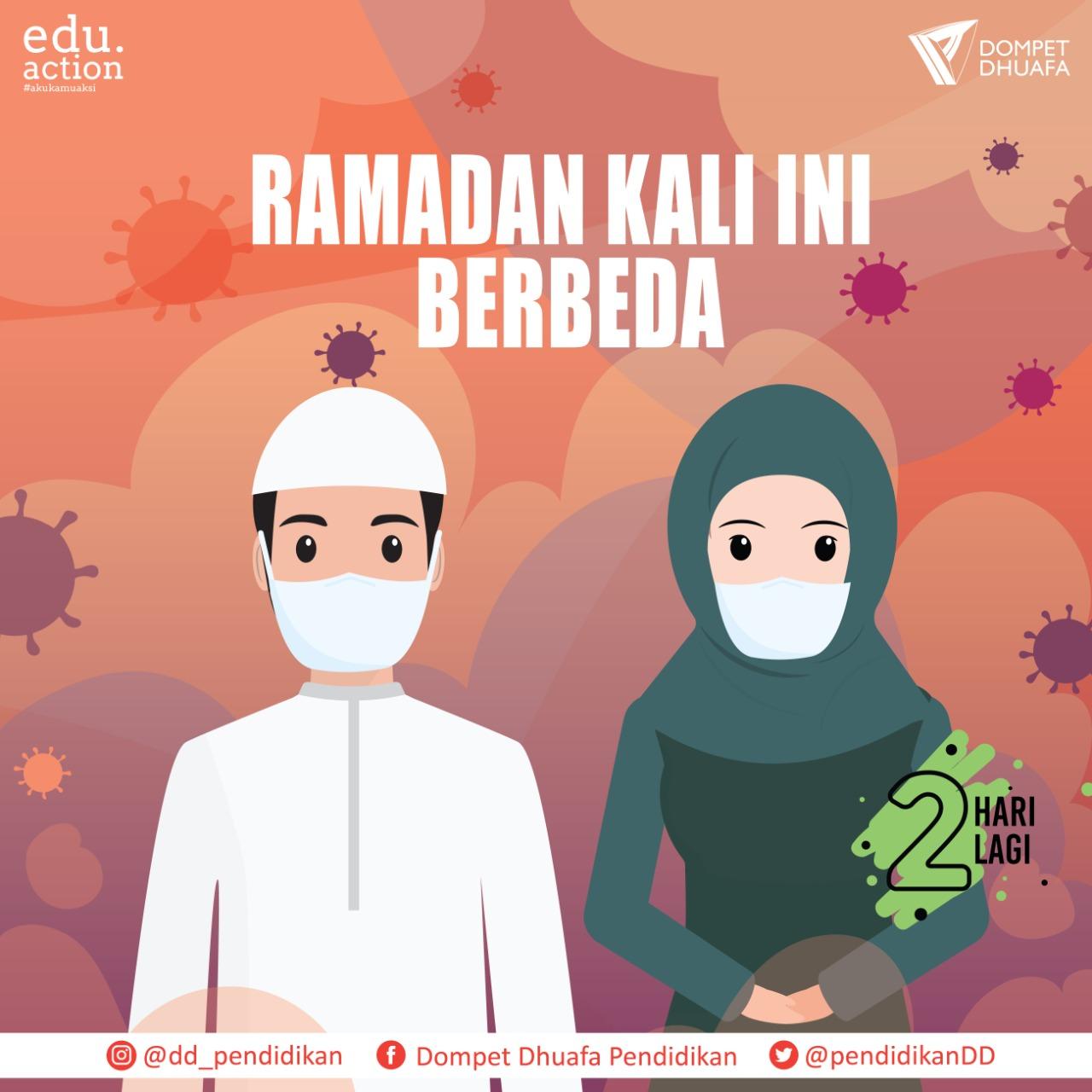 Sesak Jelang Ramadan