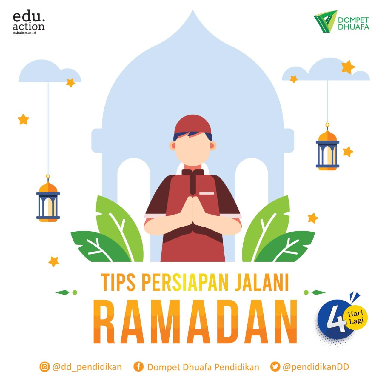 Siap Tak Siap Ramadan Segera Datang