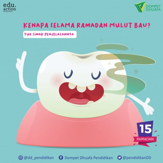 Jangan Lupa Jaga Kesehatan Mulut