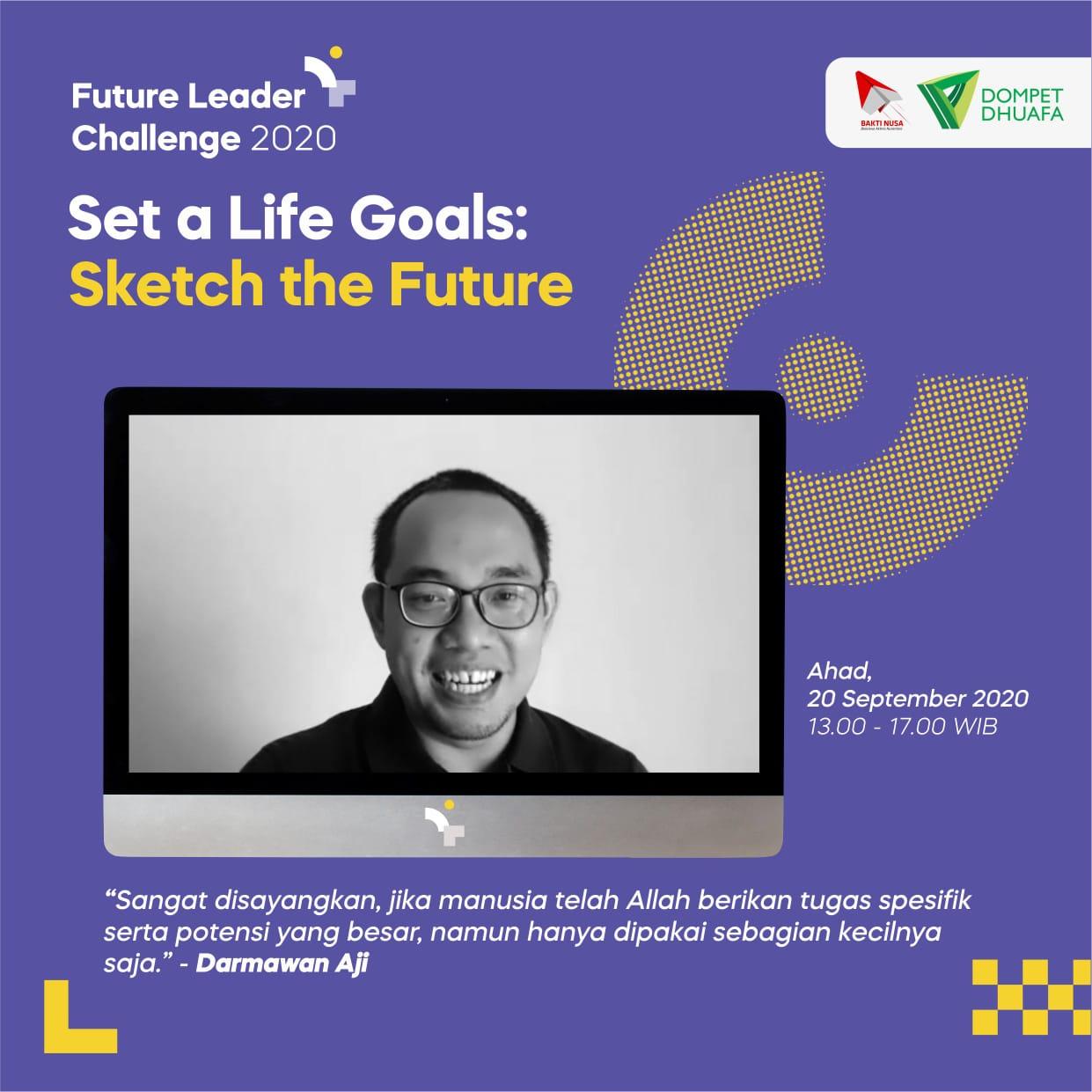 Melalui Life Plan Future Leader Challenge 2020 Maksimalkan Potensi dan Keunikan Pemuda