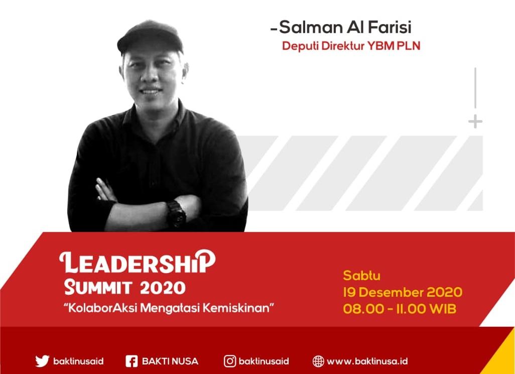 Mengoptimalkan Potensi Zakat dalam Perusahaan untuk Akselerasi Kebermanfaatan di Leadership Summit 2020