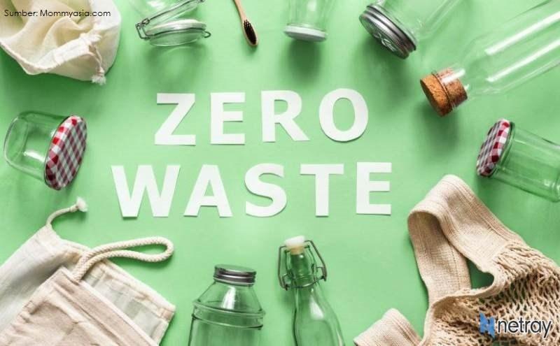 Zero Waste, Gaya Hidup Penyelamat Bumi