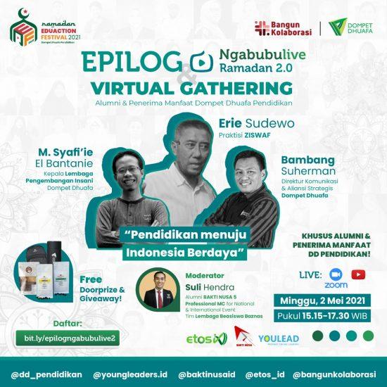 Ini Dia Acara yang Membangkitkan Semangat Alumni dan PM BAKTI NUSA